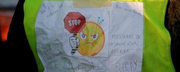 Les Gilets Jaunes appellent à un durcissement de la protestation ce week-end