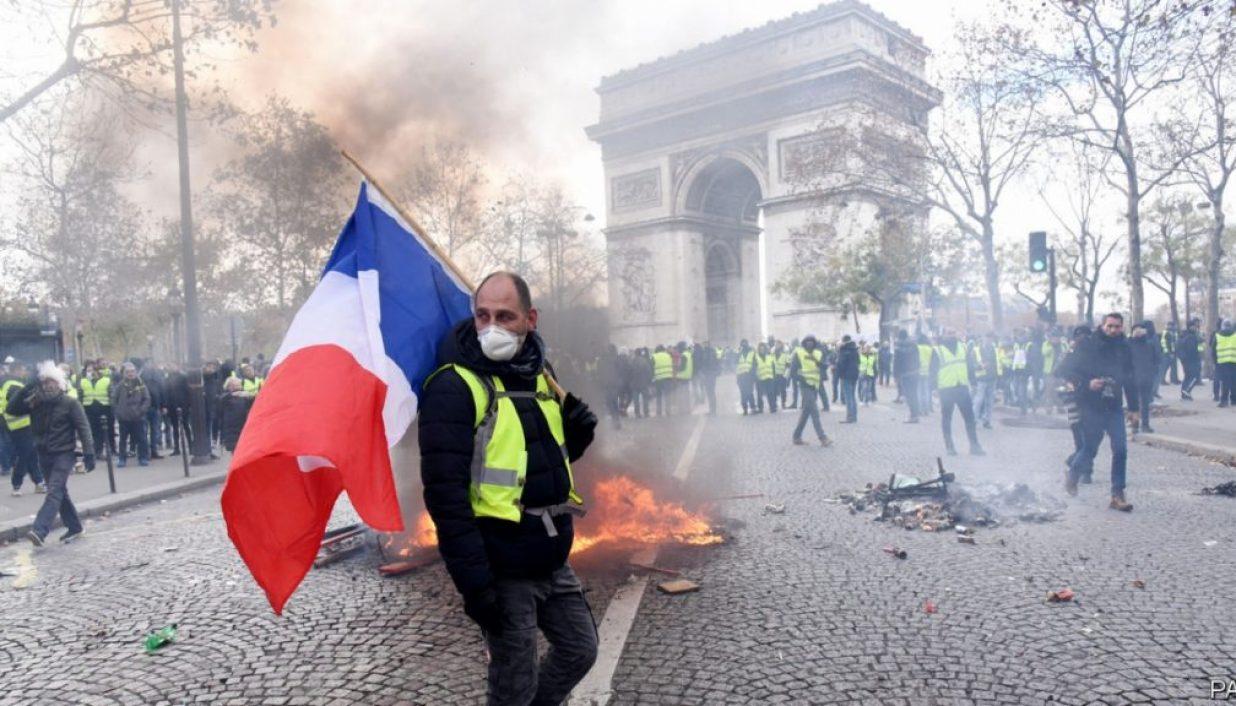 France : qui sont les gilets jaunes ?